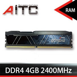 Memoria - Aitc - Ram Ddr4 4gb 2400mhz - Línea Extremo