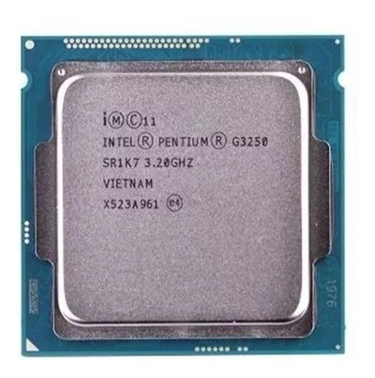 Kit Processador G3250 Pentium 3,2ghz + Memoria Ddr3