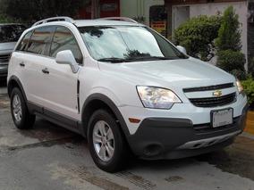 Chevrolet Captiva Sport Ls 2009 Unico Dueño Factura Original