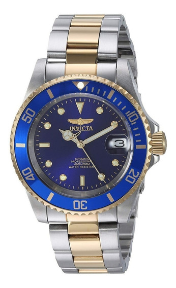 Reloj Invicta Hombre 8928ob Pro Diver Inoxidable Automático