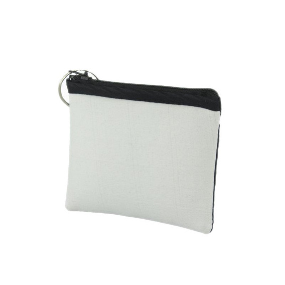 Monedero Sublimable Blanco Ideal Para Sublimar