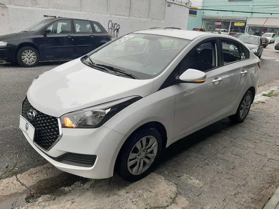 Hyundai Hb20 Sedan 1.0 Completo 2019 Branco