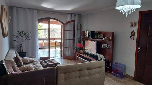 Sobrado Com 3 Dormitórios À Venda, 121 M² Por R$ 750.000,00 - Jardim Prudência - São Paulo/sp - So0032