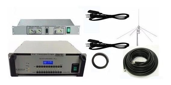 Processador + Potencia 100 Watts Sam Homologado Anatel