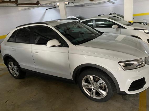 Audi Q3 Tfsi Ambiente Gasolina S-tronic - 2016 ( 2 Dono )