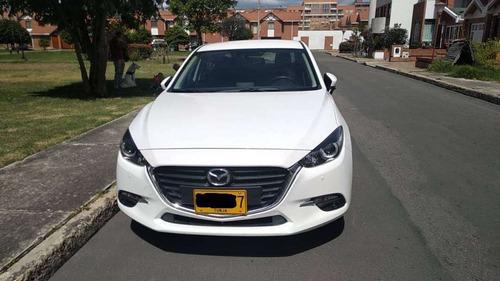 Mazda 3 Touring Sedan 2018 Blanco