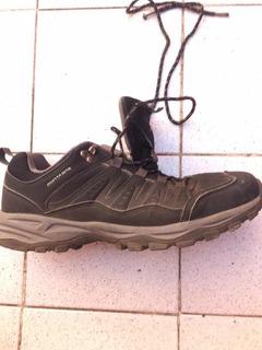 Zapatillas Montagne Hombre 42 Negras
