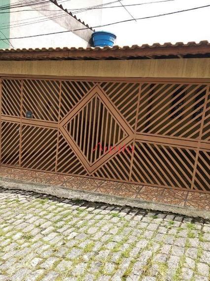 Casa À Venda, 164 M² Por R$ 490.000,00 - Vila Assunção - Santo André/sp - Ca0501