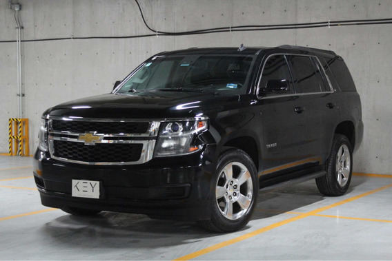 Chevrolet Tahoe 5.3 Lt V8 At 2015