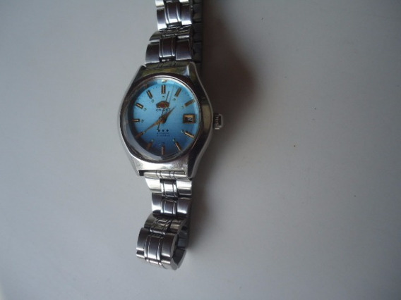 Relógio Orient Feminino Perfeito Quartz Antigo