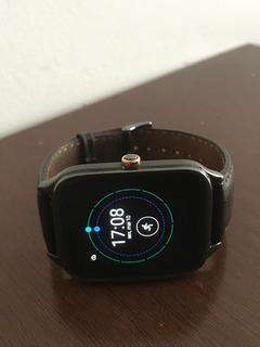 Relogio Smartwatch Asus Zenwatch 2 Wi501q- Pulseira Marrom