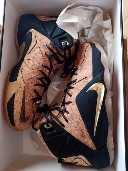Nike Lebron 12 Ext Cork - En Caja