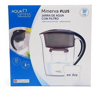 Jarra Con Filtro Purificador De Agua