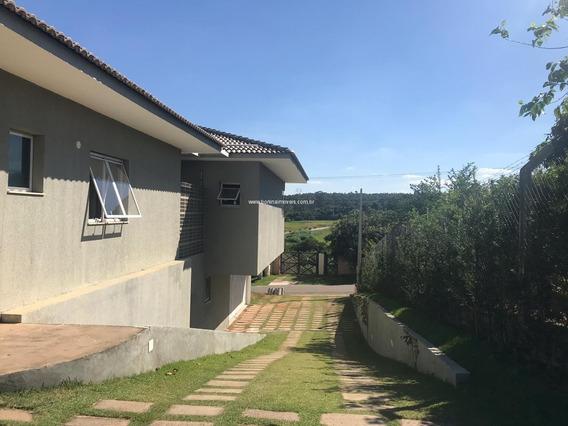 Linda Casa Em Condomínio De Jundiaí - Ca00153 - 34677705