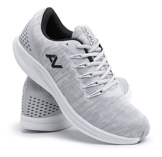 Tênis Sneaker Caminhada Macio Conforto + Smartband Brinde