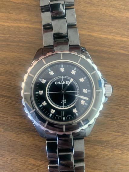 Reloj Chanel J12 Ceramica