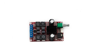 Modulo Amplificador Audio Estereo Tpa3116 50w X 2