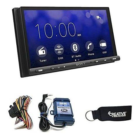 ® Sony Xav-ax5000 Compatible Carplay & Yroid Auto Receiver +