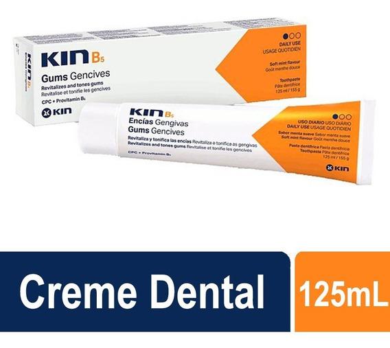 Kin B5 Gengivas Creme Dental 125ml