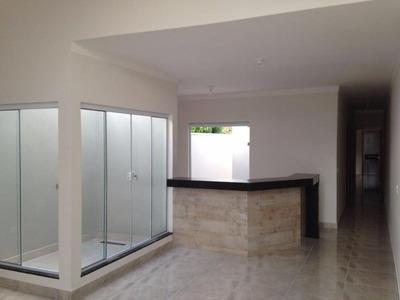 Casa Residencial À Venda, Jardim Paulistano, Americana. - Codigo: Ca1107 - Ca1107