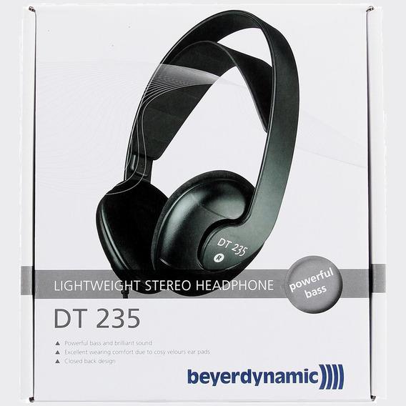Beyerdynamic Dt 235 Headphone Fone De Ouvido *estado De Novo