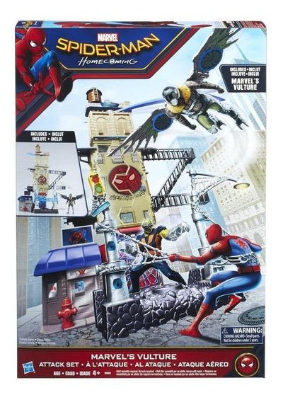 Spider-man: Homecoming - Marvels Vulture Al Ataque