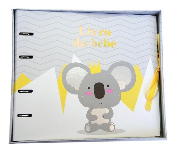 Livro Do Bebê Coala - Ótima