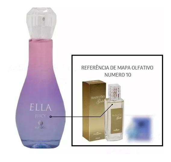 Perfume Ella Juicy Oriental 100ml | Traduções Gold Nº 10