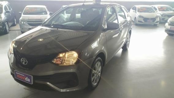 Etios 1.5 X Plus Sedan 16v Flex 4p Automático 33585km