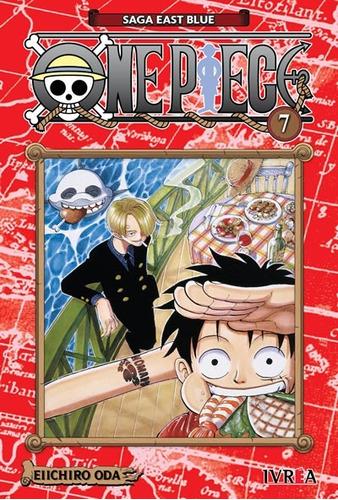 Manga, One Piece Vol. 7 / Eiichiro Oda / Ivrea