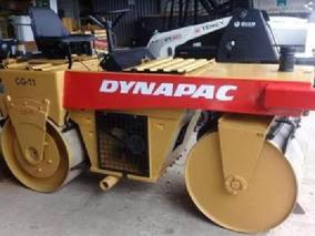 Rolo Compactador Dynapac Cg11
