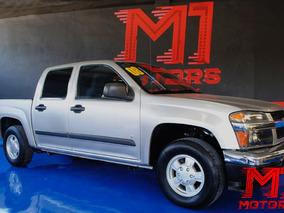 Chevrolet Colorado Paq C V6 4x2 T/a 2008 Gris $ 148,500