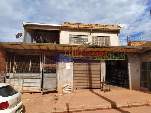 Sobrado Para Venda Em Ra Xiv São Sebastião, Bela Vista, 3 Dormitórios, 1 Banheiro, 3 Vagas - M0278_1-1359971