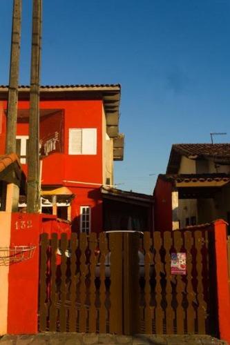 Vendo Casa Lado Praia Em Rua Calçada - Itanhaém Litoral Sul