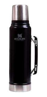 Termo Stanley Clasico Tapon Cebador 1lt. 24hs Nuevo Modelo