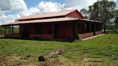 Fazenda Para Venda Em Porangatu, 3 Dormitórios, 1 Suíte, 2 Banheiros, 1 Vaga - 221