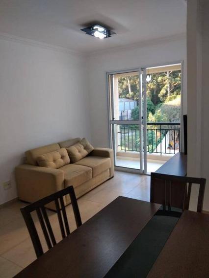 (ac)apartamento Com 2 Dormitórios Para Alugar, 52 M² Por R$ 1.400/mês - Vila Cruz Das Almas - São Paulo/sp - Ap0421
