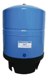 Tanque Presion 11 Galones Metal Para Filtro Osmosis Inversa