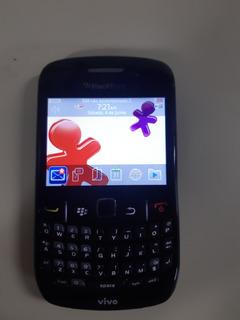 Celular Blackberry Curve 8520 Operadora Vivo Sem Acessórios