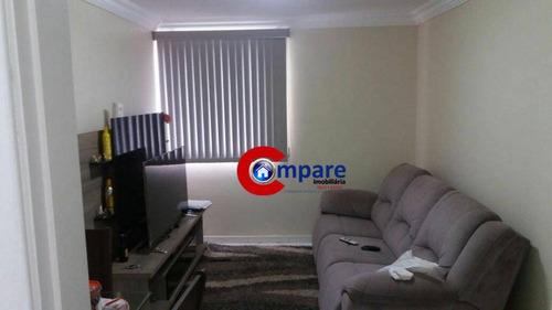 Apartamento À Venda, 48 M² - Chácara Cabuçu - Guarulhos/sp - Ap8153