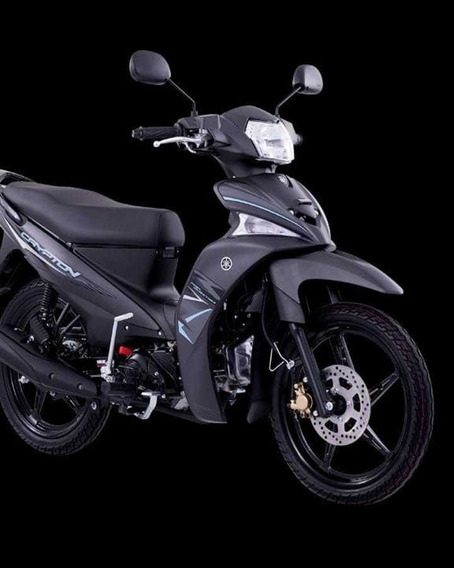 Yamaha T115 Negro Azul 2020
