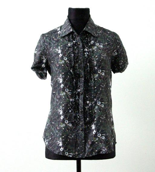 Camisa Estampado Original Vintage Marca Vitamina - Envios