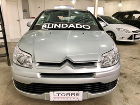 Citroën C4 2.0 Glx 16v Flex 4p Aut Blindado N3a
