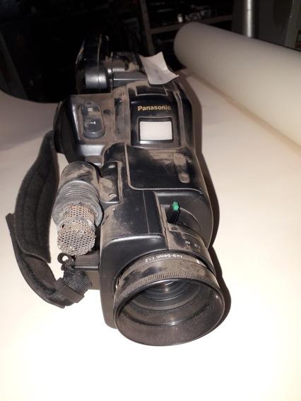 Filmadora Panasonic Nv-m400 - Defeito!