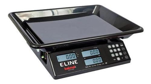 Imagem 1 de 3 de Balanca Balmak Elet.eline 30kg Elc-6/15/30bf Pa1399