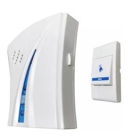 Campainha Sem Fio Wireless 32 Toques Residencial