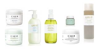 Set 7 Bolso Producto Faciales Exel Para Cosmetología Alumno