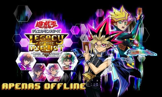Yu-gi-oh Link Evolution Para Pc (offline)