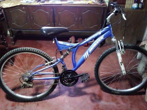 Imagen 1 de 10 de Bicleta Monark Aro 26 Doble Suspencion