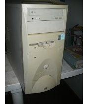Computador Antigo Processador Amd Duron